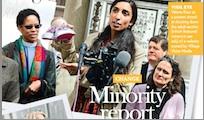 Vogue India Minority Report: Change