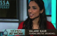 On MSNBC: Women and Leaning In