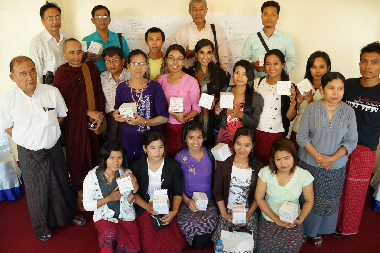 Burma Workshop