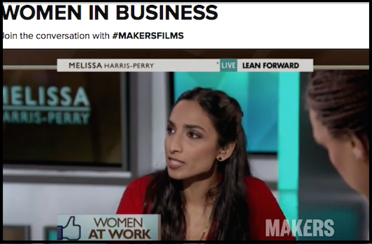 PBS Documentary MAKERS: Women in Business