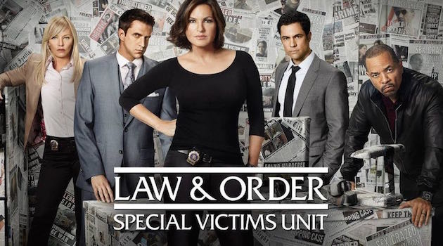 """Law & Order SVU"" Tackles Ray Rice Story"