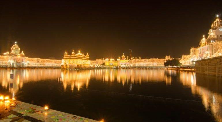 Guru Nanak's Birthday in the International Business Times