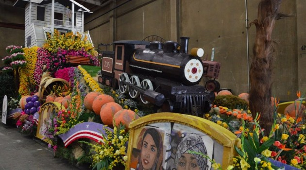 First-Ever Sikh Float in Rose Parade