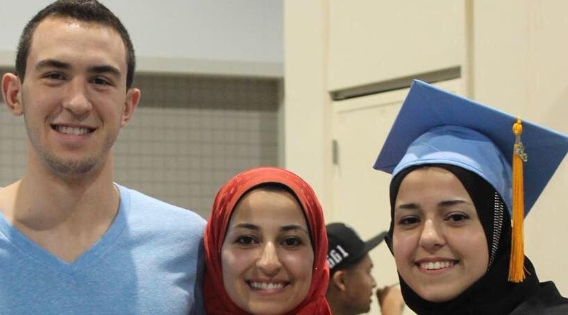 Solidarity and Prayers for 3 Muslim Students Killed in Chapel Hill