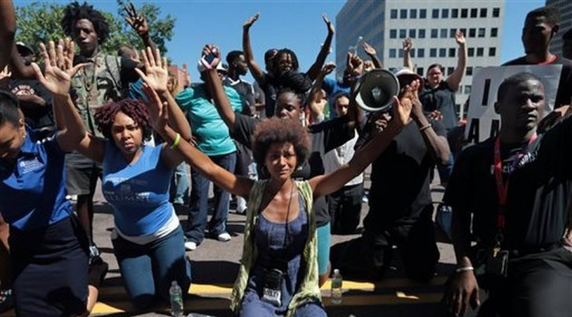 One Year After #Ferguson: Let Us Go From #PropheticGrief to #RevolutionaryLove