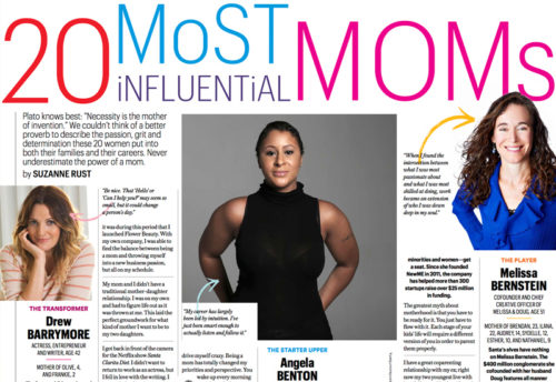 Family Circle: 20 Most Influential Moms