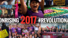 Rising up in love + justice this weekend