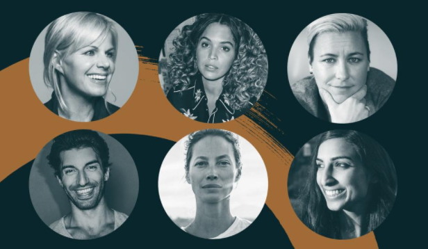 #TEDWomen line up: speaking on Revolutionary Love this November
