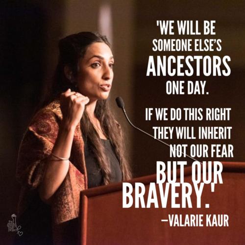 Valarie Kaur - ancestors