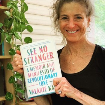 Tara Brach with See No Stranger book
