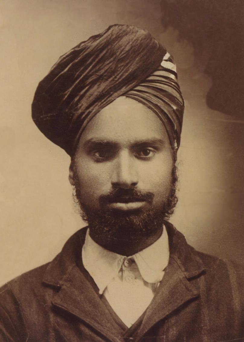 Valarie Kaur Grandfather Kehar Singh